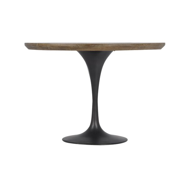 Sommer 42 Metal Bistro Table by 17 Stories