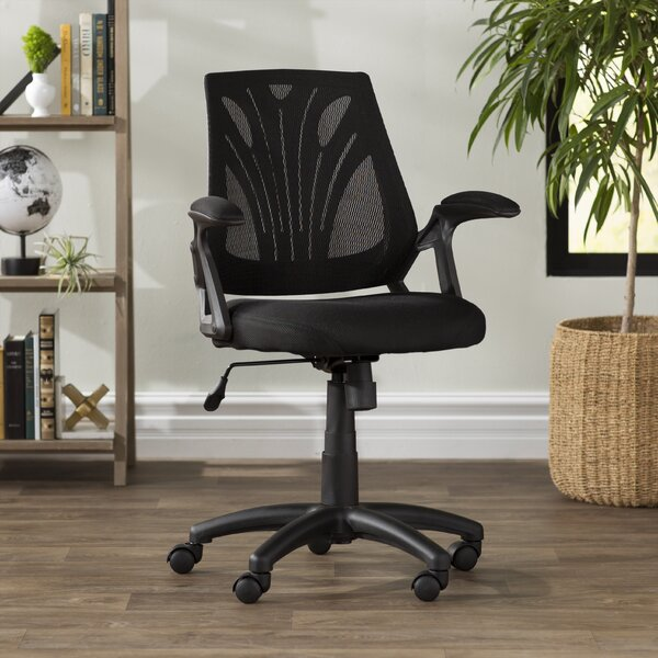 Castleberry Mesh Desk Chair by Wrought Studio