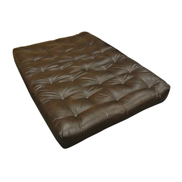 9 Foam and Cotton Loveseat Size Futon Mattress by Gold Bond