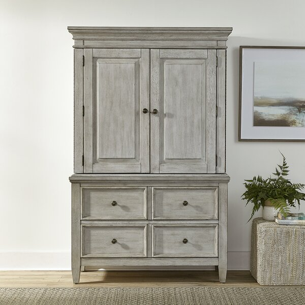 Armoire by Feminine French Country