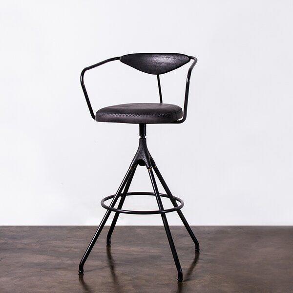 Akron Bar Stool by District Eight Design District Eight Design