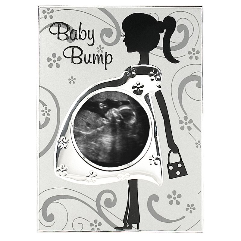 Malden Baby Bump Sonogram Picture Frame Reviews Wayfair