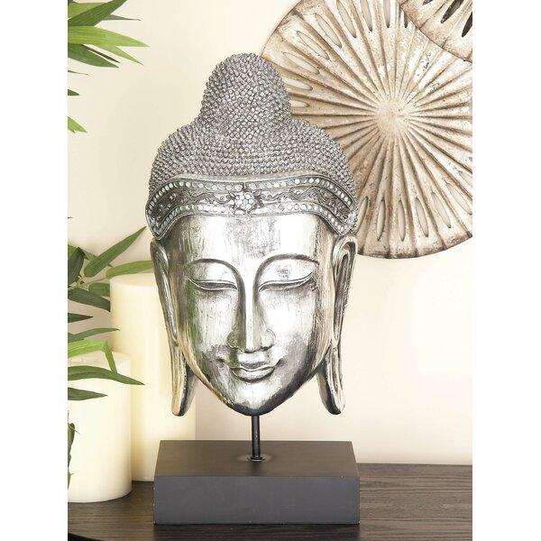 Buddha Head Bust by Cole & Grey