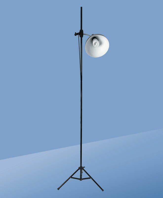 Daylight artist studio 86 6 floor lamp