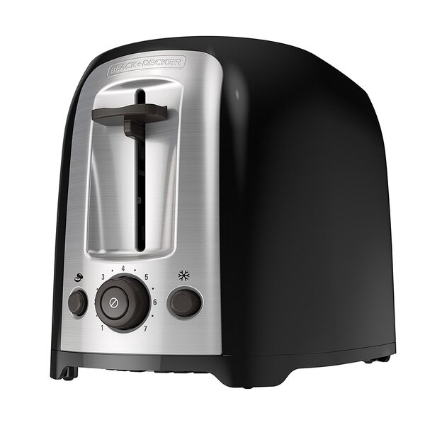 2 Slice Toaster by Black + Decker