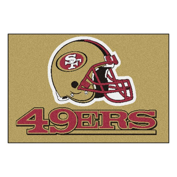 NFL - San Francisco 49ers Tailgater Doormat by FANMATS