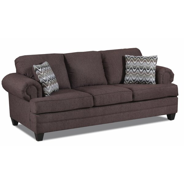 Get Great Eskridge Sofa by Winston Porter by Winston Porter