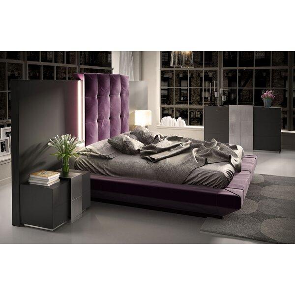 Rushden Special Standard 4 Piece Bedroom Set by Orren Ellis