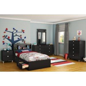 Spark Platform Configurable Bedroom Set