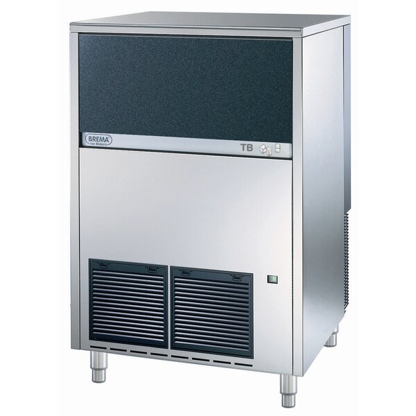 110 lb Under Counter Automatic Pebble Ice Maker by Brema
