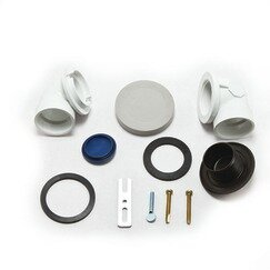 M-Pact Tub Waste Drain PVC 40 Rough-In Kit by Moen