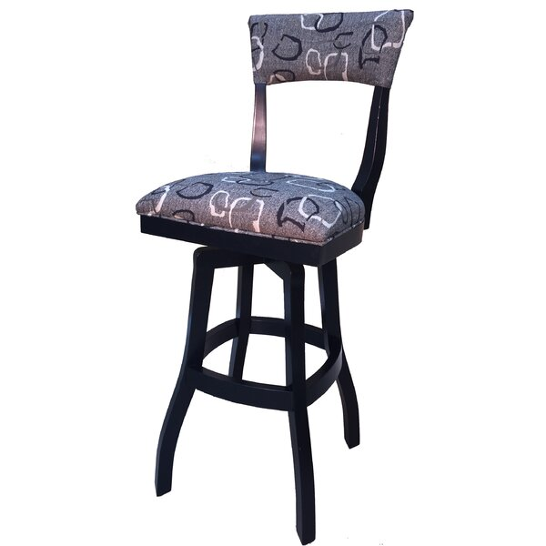 31 Swivel Bar Stool by Tobias Designs