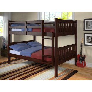 Shop For Valholl Full over Full Bunk Bed ByHarriet Bee