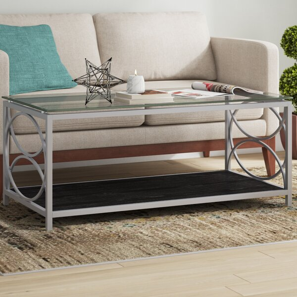 Barrell Coffee Table by Brayden Studio