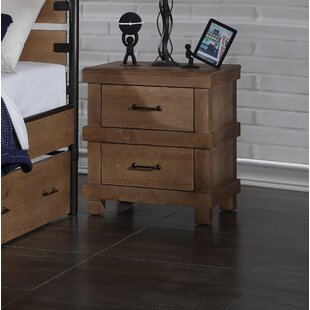 Compare & Buy May 2 Drawer Nightstand By Harriet Bee