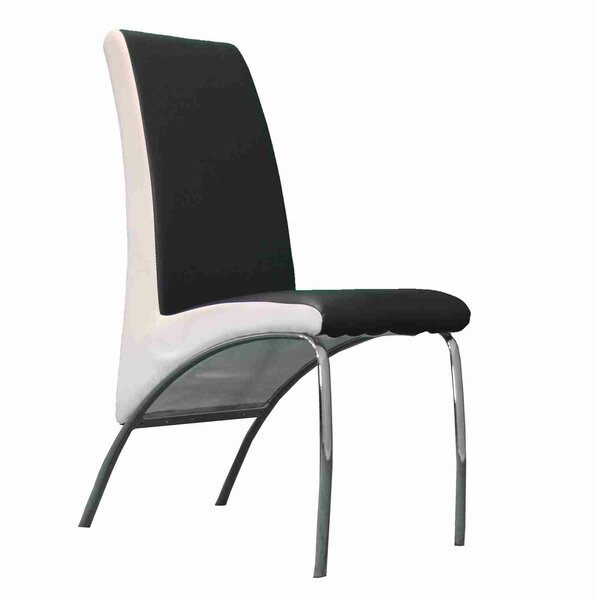 Strother Upholstered Dining Chair (Set of 2) by Orren Ellis
