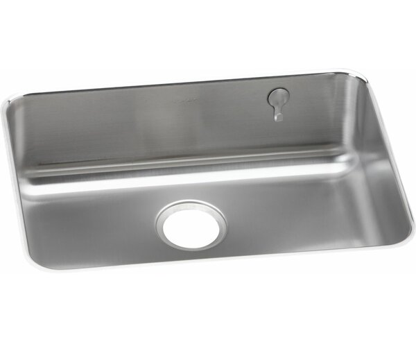 Gourmet 25 L x 18.75 W Undermount Kitchen Sink by Elkay