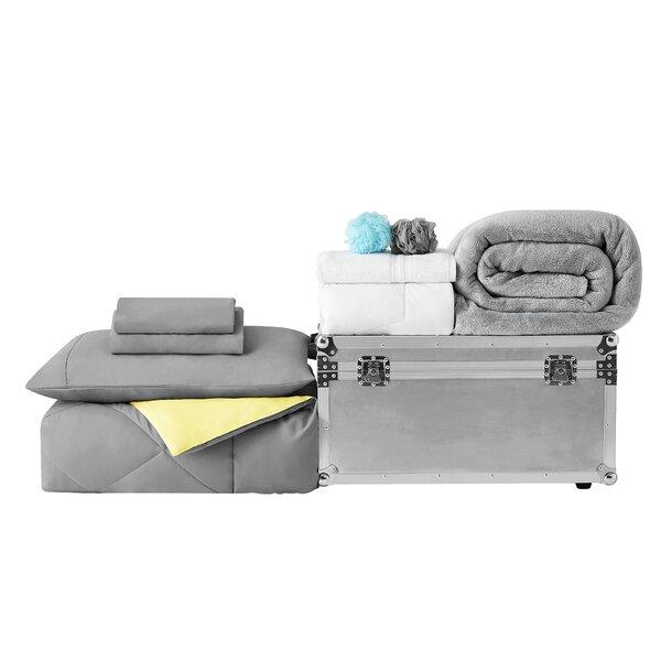 Denholme Dorm Reversible Comforter Set
