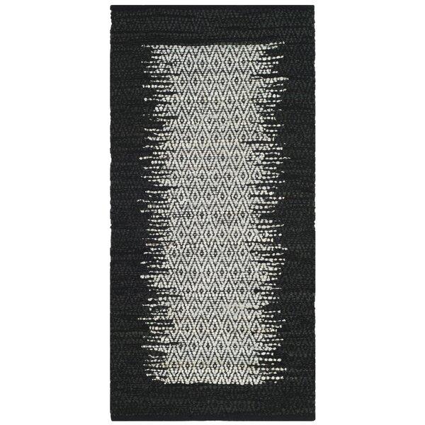 Makenna Hand-Woven Light Gray Area Rug by Mistana