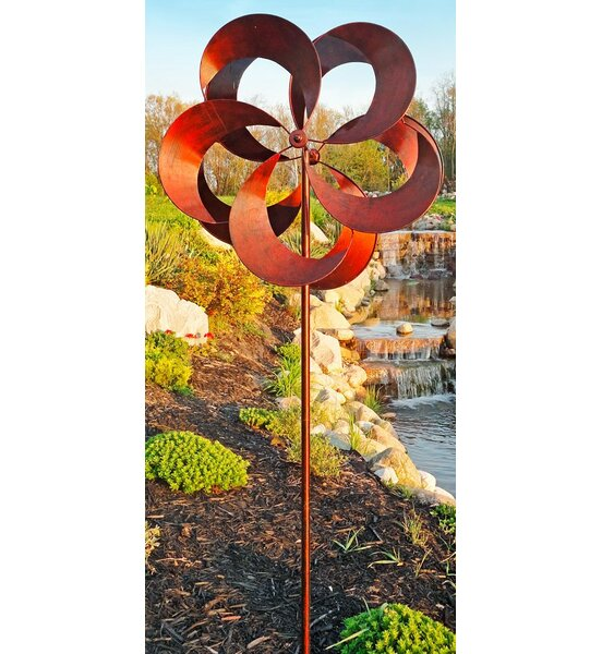 Spinfast Garden Stake by Marshall Home Garden