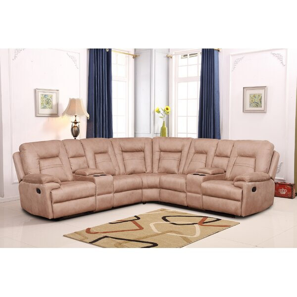 Douglaston Reclining 7 Piece Living Room Set by Red Barrel Studio