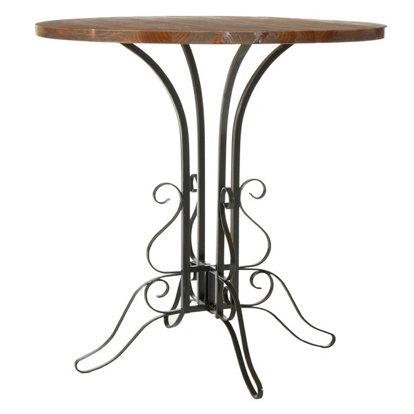 Garber End Table by Fleur De Lis Living