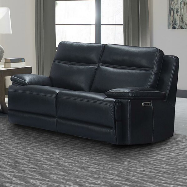 Syn Leather Reclining Configurable Living Room Set By Latitude Run