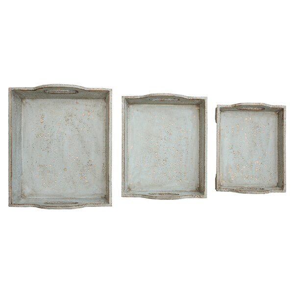Knowle Decorative Tray Set by Ophelia & Co.