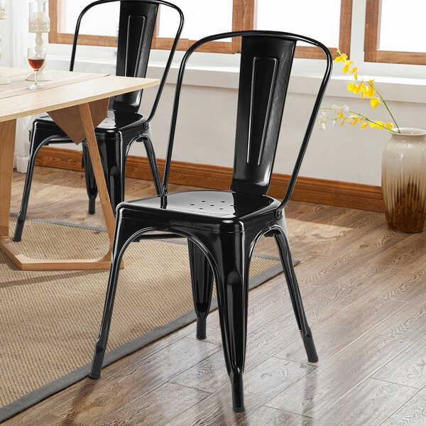 Nakamura Dining Chair (Set of 4) by Williston Forge Williston Forge