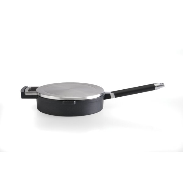 Neo 10 Non-Stick Skillet with Lid by BergHOFF International