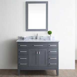 Maple Bathroom Vanity | Wayfair