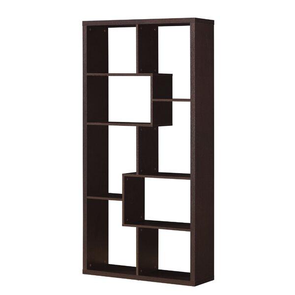 Randazzo Geometric Bookcase By Brayden Studio