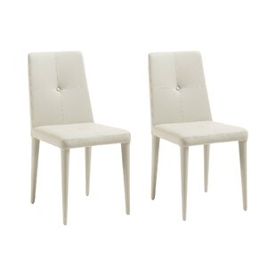 Upholstered Dining Chair (Set Of 2) ...