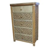 Jovani 5 Drawer Chest by Bay Isle Home
