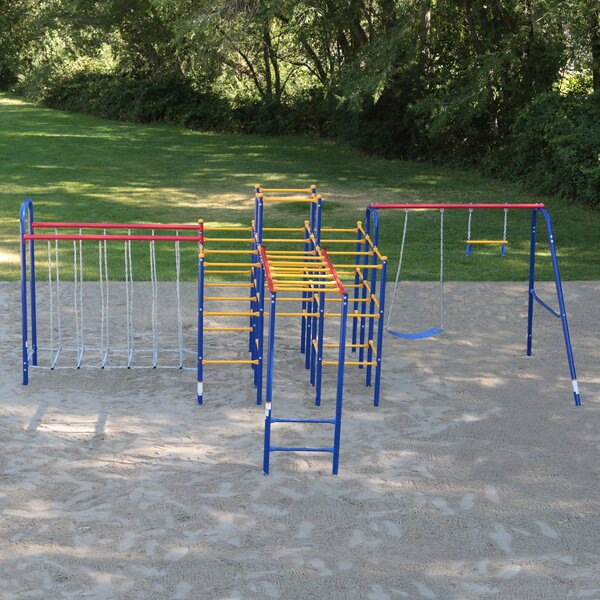 Sports Modular Jungle Gym Combo Set by Skywalker Sports