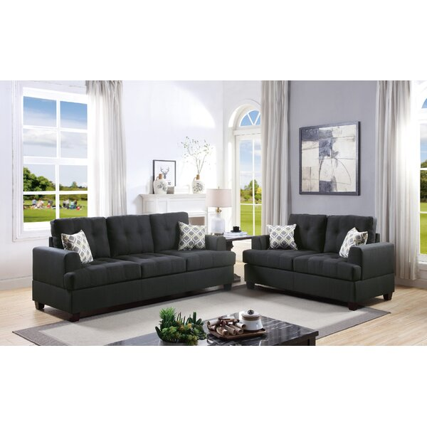 #2 Sedillo 2 Piece Living Room Set By Red Barrel Studio Herry Up