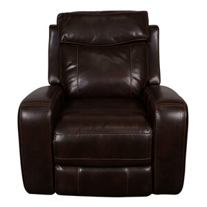 Marcellus Recliner by Red ..
