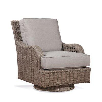 Sensational Lake Geneva Patio Swivel Rocking Chair With Cushions Braxton Cjindustries Chair Design For Home Cjindustriesco