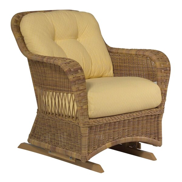 Sommerwind Glider Chair with Cushions by Woodard