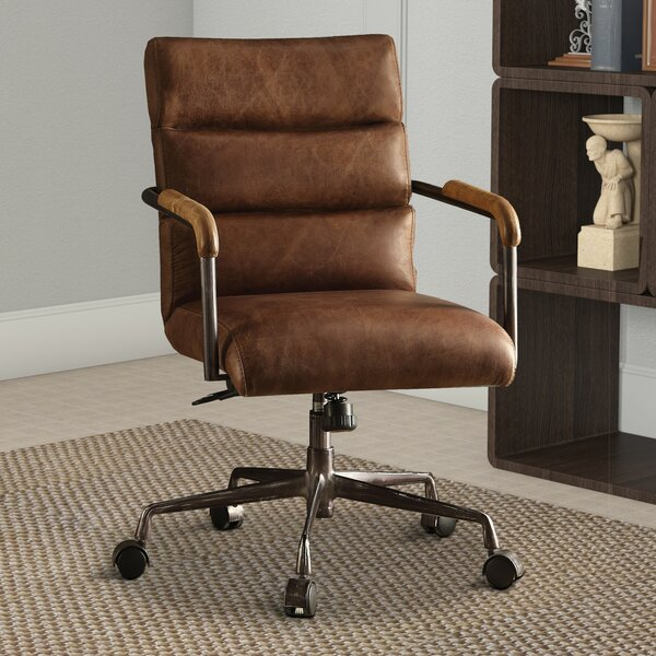 Linck Genuine Leather Executive Chair