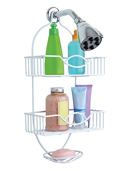 Bath Bliss Shower Caddy by Kennedy International