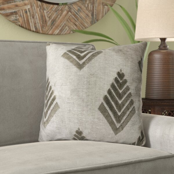 Harner Luxury Pillow by Bungalow Rose
