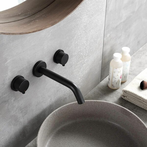 Wall Mounted Bathroom Faucet By FlintGarden