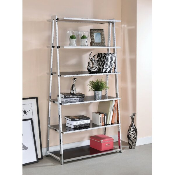 Allandy Ladder Bookcase by Latitude Run
