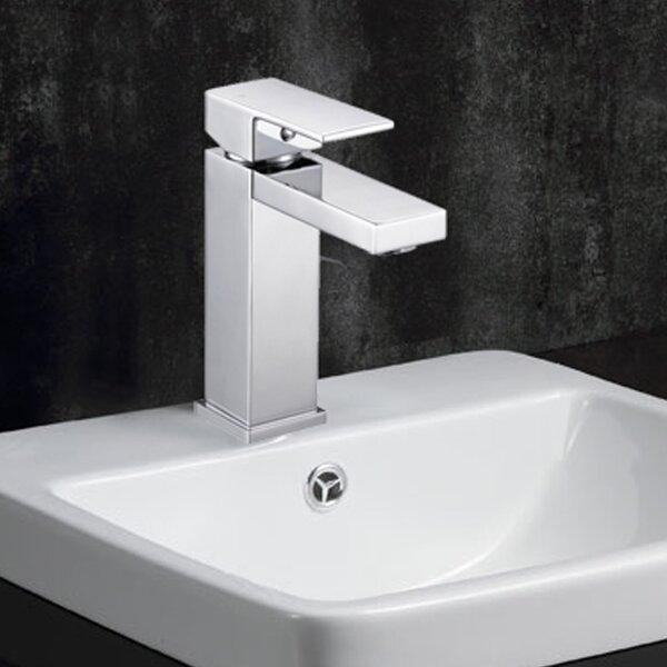 Unity Single Hole Bathroom Faucet by Safavieh Safavieh