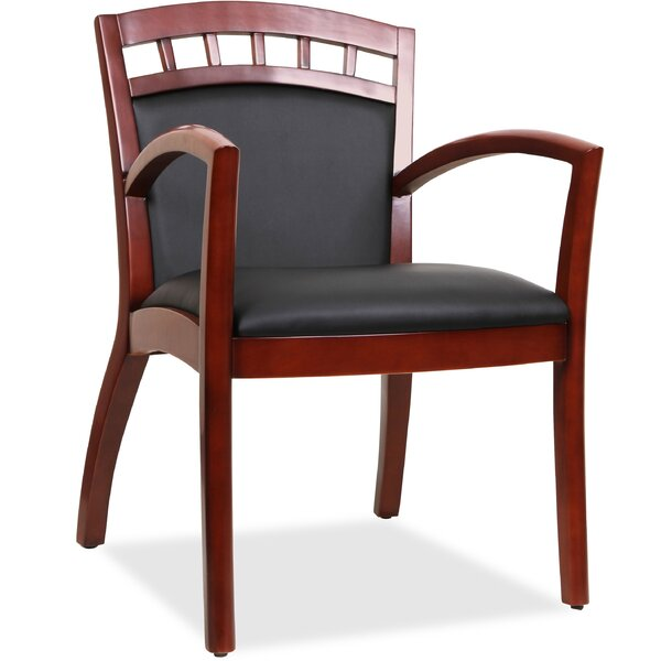 Crowning Accent Guest Chair by Lorell