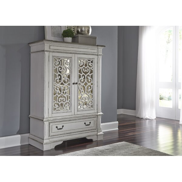 Ginyard 1 Drawer Combo Dresser by Ophelia & Co.