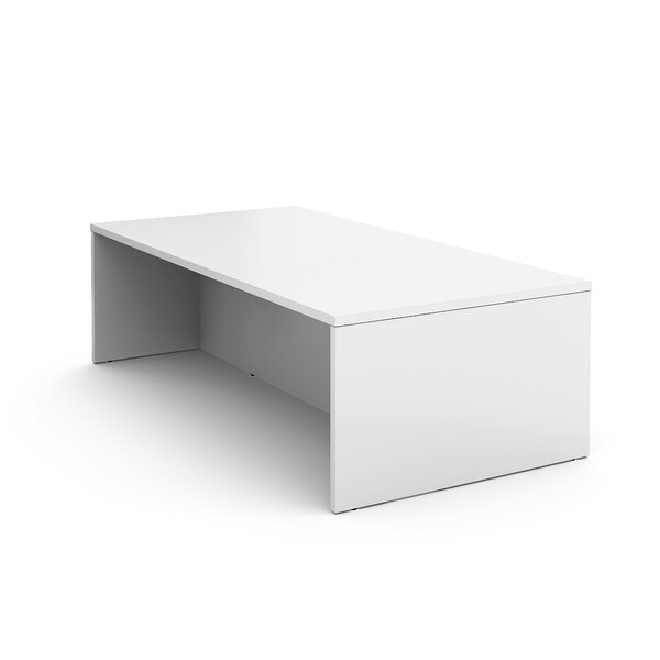 Campfire Rectangular Conference Table by Steelcase