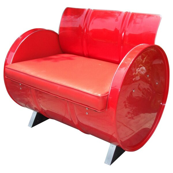 Armchair by Drum Works Furniture