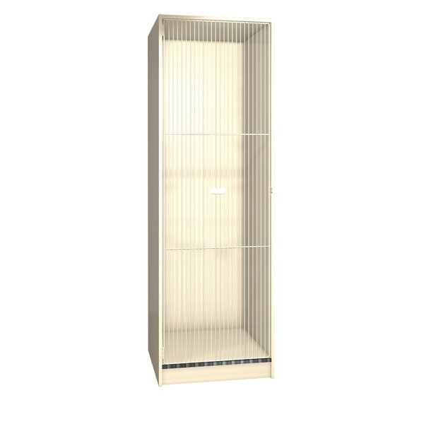 Teton 1 Tier 1 Wide Storage Locker by Ironwood